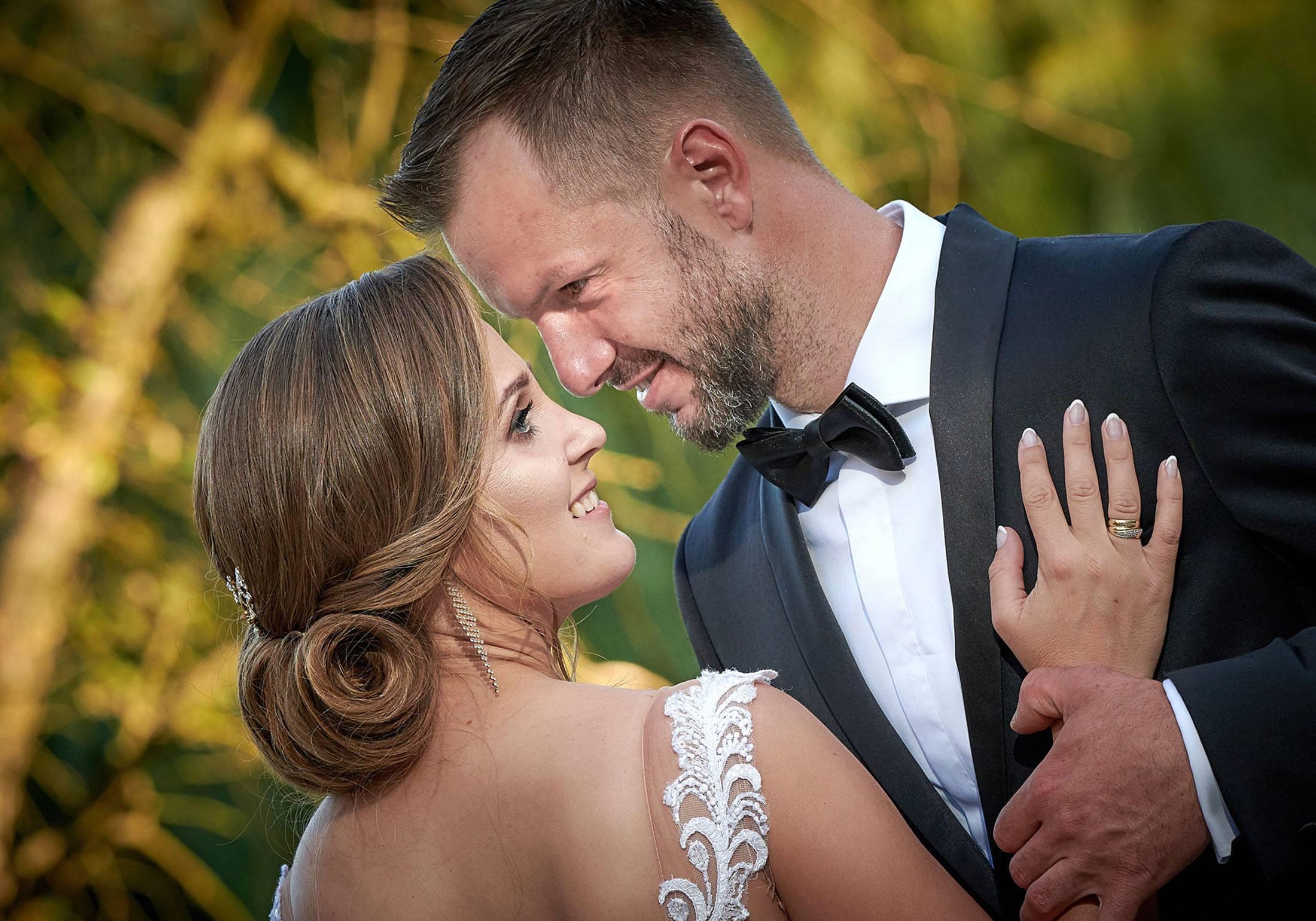 Reportaż ślubny, plener ślubny Ewy i Dominika