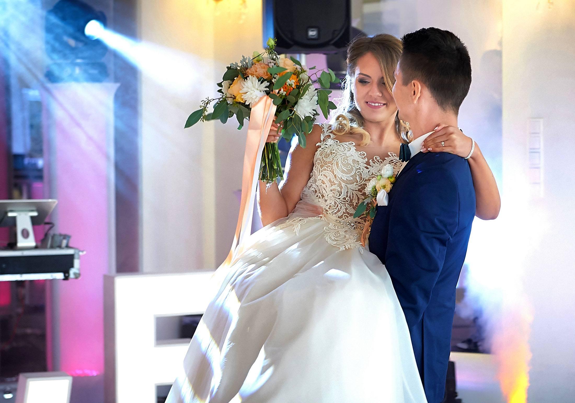Reportaż ślubny – Marcelina i Wojtek